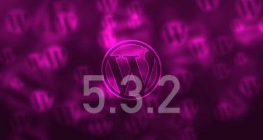 ワードプレス5.3.2に更新!5.3の不具合は無事解決